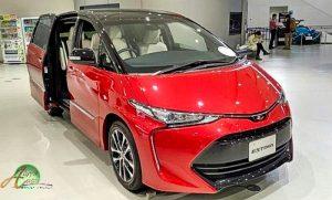 Toyota Estima in UK, fact!