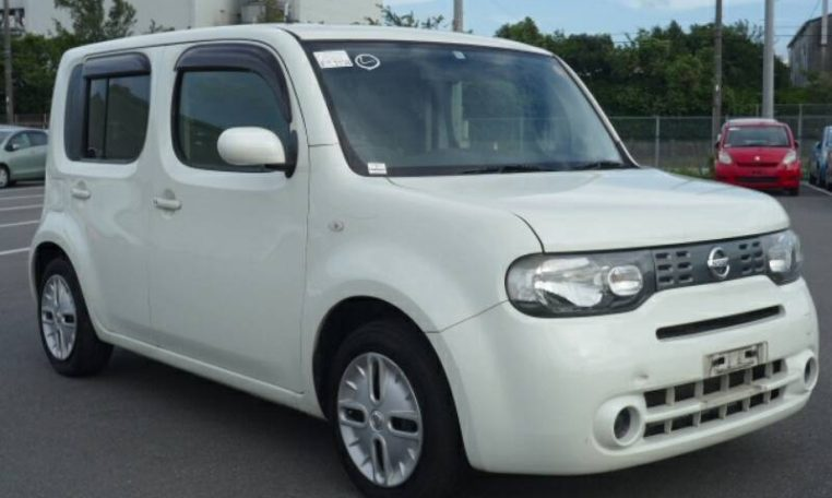 Nissan cube and nissan cubic supplied for sale fully UK registered direct