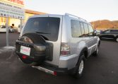 Mitsubishi Pajero supplied for sale fully UK registered direct from Japan with V5