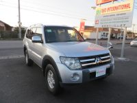 Mitsubishi Pajero supplied for sale fully UK registered direct