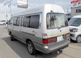Toyota Hiace Campervan supplied for sale fully UK registered direct from Japan