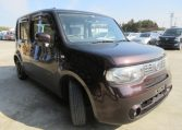 Nissan cube for sale UK reg