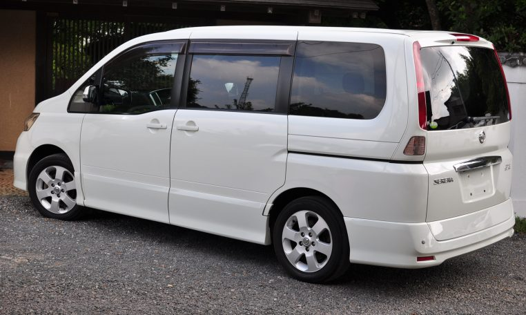 value Nissan Serena Highway Star in UK, fact!