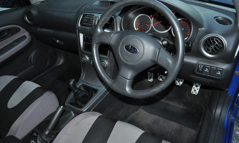 subaru impreza WRX supplied for sale fully UK registered direct from Japan with V5 and Mot, algys autos best value