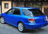 subaru impreza WRX supplied for sale fully UK registered direct from Japan with V5 and Mot