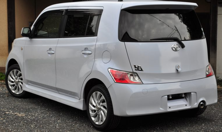 Toyota Bb supplied for sale fully UK registered direct from Japan with