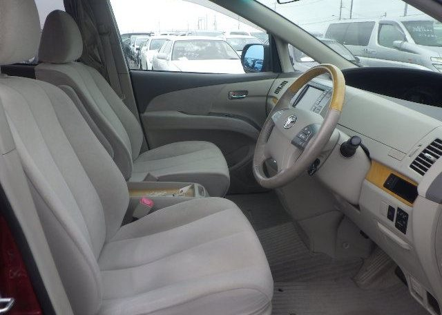 Toyota Estima supplied for sale fully UK registered direct from Japan with V5 and Mot, algys autos
