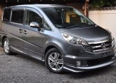 Honda Stepwagon supplied for sale fully UK registered direct from Japan with V5 and Mot