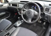 Subaru Exiga 4WD Turbo supplied for sale fully UK registered direct from Japan with V5 and Mot, algys autos