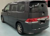 Honda Stepwagon supplied for sale fully UK registered direct from Japan with V5 and Mot, algys autos