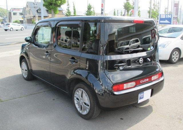 nissan cube for sale