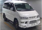 Mitsubishi Delica from Japan with V5 and Mot, algys autos best value in UK, fact!