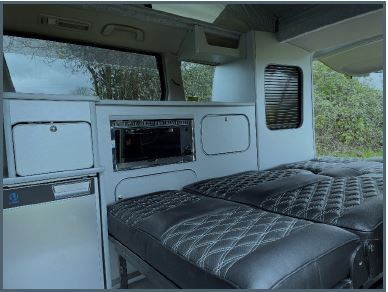 toyota alphard campervan conversion, algys autos uk, with elevating roof. Toyota Alphard campervan