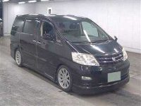 Toyota Alphard supplied for sale fully UK registered direct from Japan with V5 and Mot, algys autos